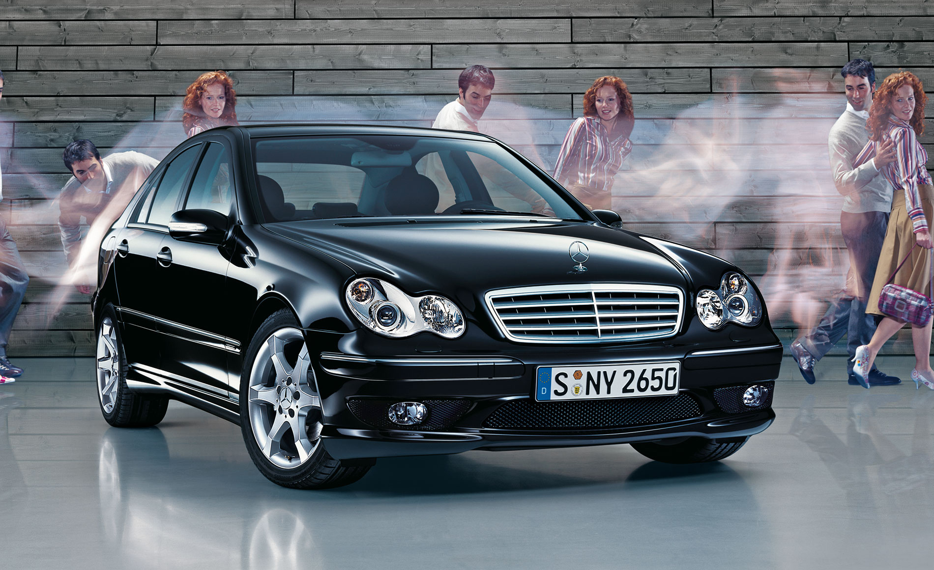 MERCEDES-BENZ C-KLASSE SPORTEDITION